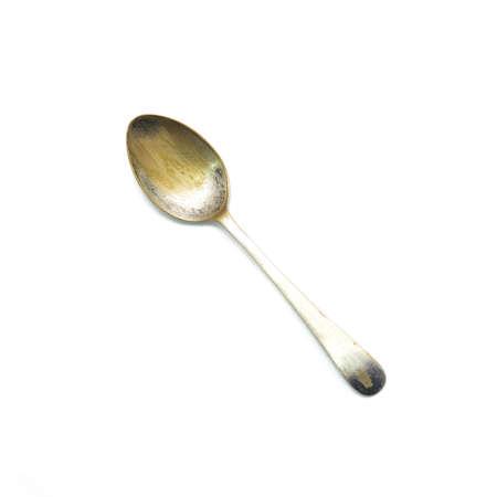 Old Silver tea spoon