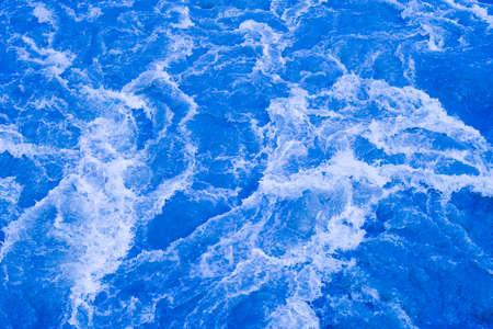 moment , Splashing Waves background .