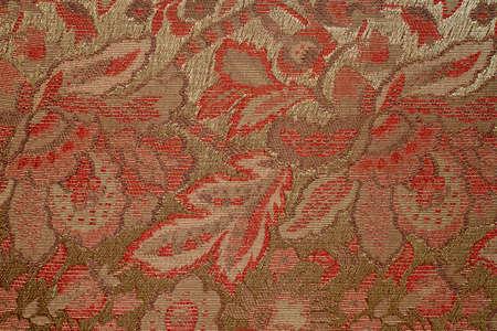 Thailand's Handwoven Fabrics. Thai fabric background.