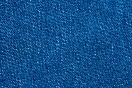 Blue demin fabric texture background. Reklamní fotografie