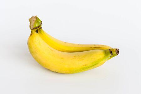 bannana: yellow bananas Stock Photo