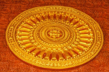 shakti: the Wheel of the Law in  wat Editorial