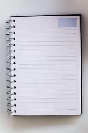 note book photo