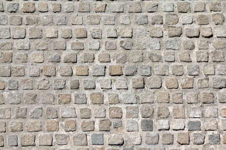 Cobblestone road background pattern Stock Photo - 12675049