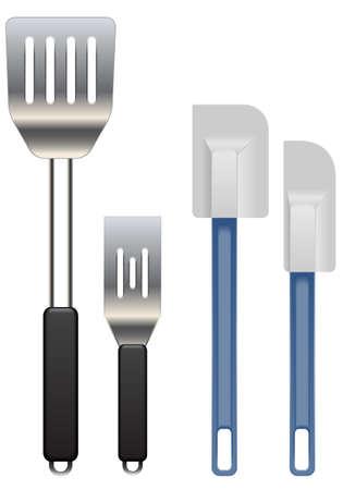 spatula: Spatula illustrations Illustration