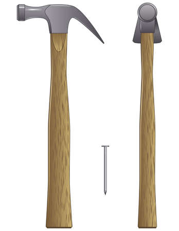 Hammer illustrations