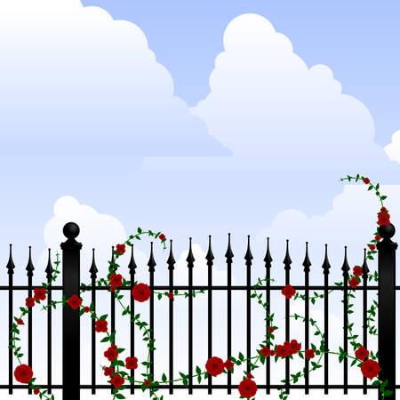 연철과 장미