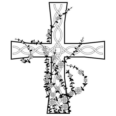 cross: Celtic cross