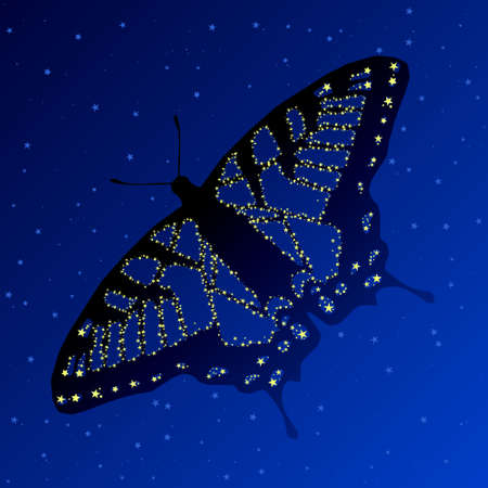 swallowtail: Swallowtail constellation