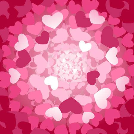 saint valentines: Tunnel of love