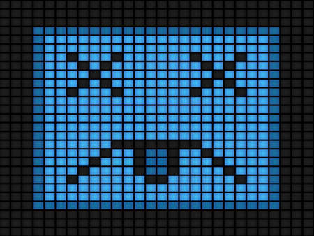 virus informatico: Ilustraci�n de virus inform�ticos