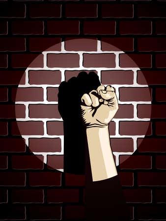 defiance: Spotlight fist