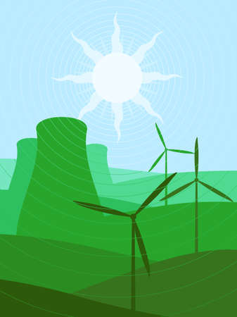 energy sources: Green energy sources