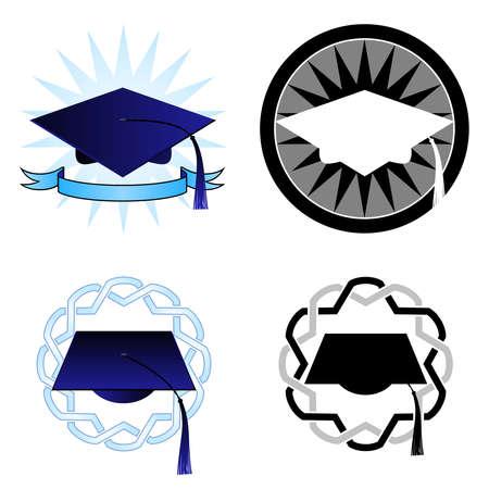 Graduation seals