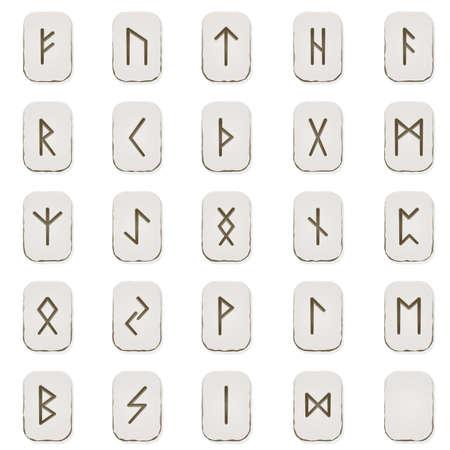 ルーン文字セット