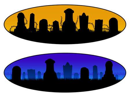 Graveyard Banners