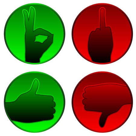 Accepteren en negeren van symbolen