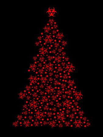 biohazard: Biohazard Christmas tree