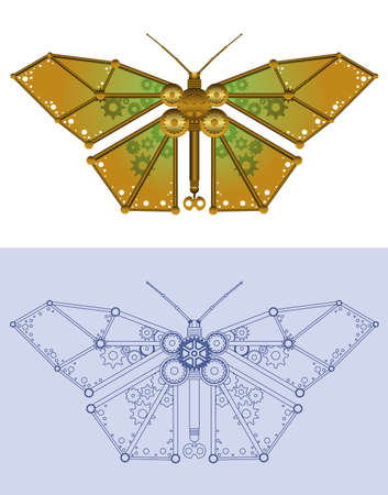 Mechanische butterfly