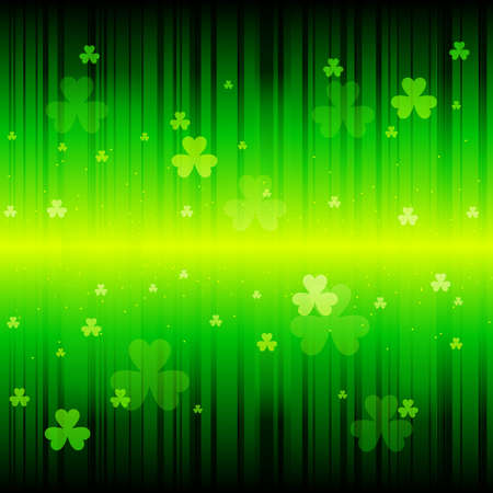 Abstract luck background Illustration
