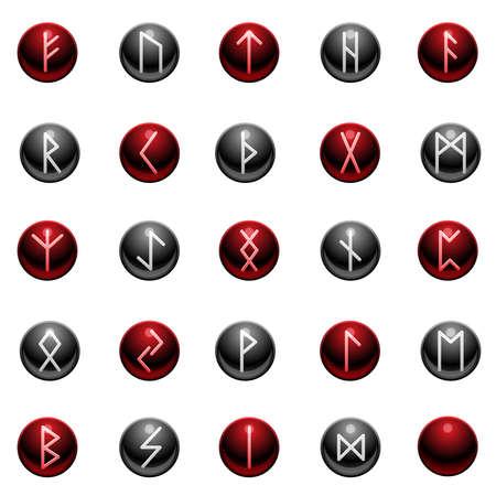 diviner: Shiny rune set