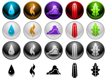 elemental: Element symbols