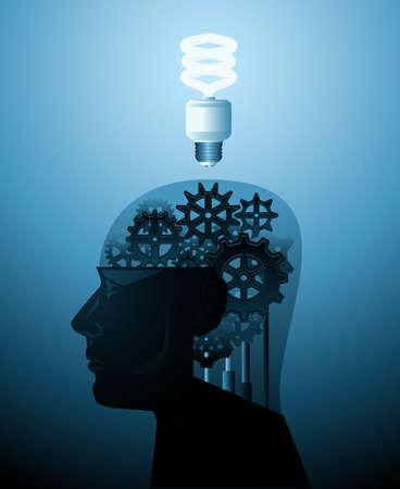 thinking machine: M�quina de idea