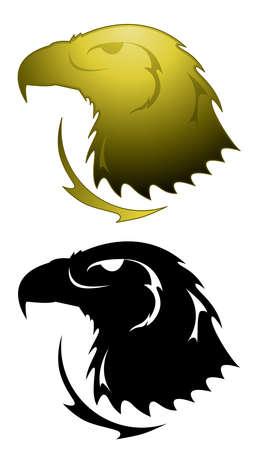 golden eagle: Golden eagle tattoo