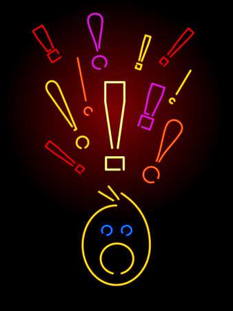 Neon Surprise