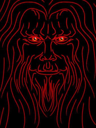shaman: Evil wizard
