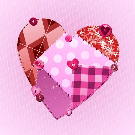 Fabric of love Illusztráció