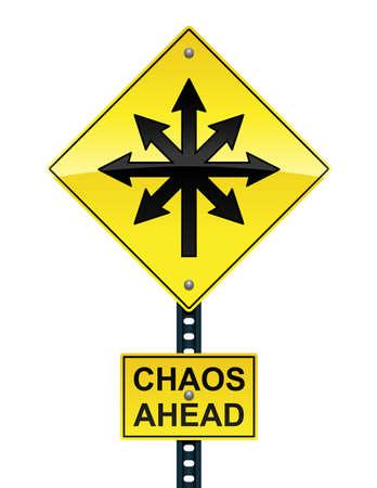 unsure: Chaos avanti firmare