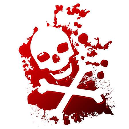 blutspritzer: Blutgift