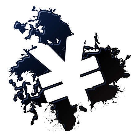 japanese currency: oil spill yen