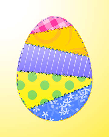 Fabris Easter egg Stock Vector - 12498158
