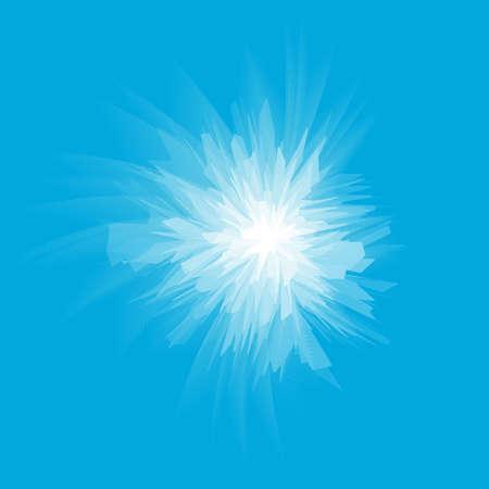 abstrakce: abstrakce pozadí ledová exploze