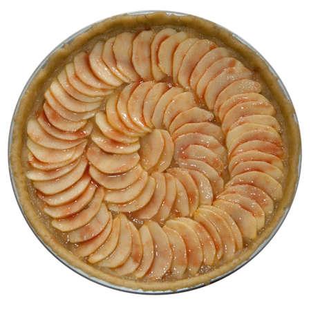 Apple Pie  top view