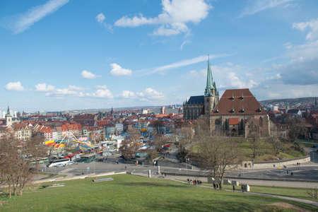 erfurt: Cathedral of Erfurt, Germany # 2