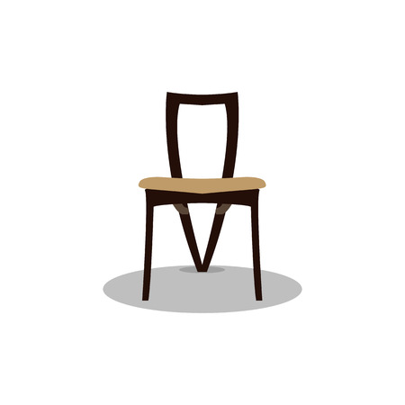 Chair, Chair icon Illustration