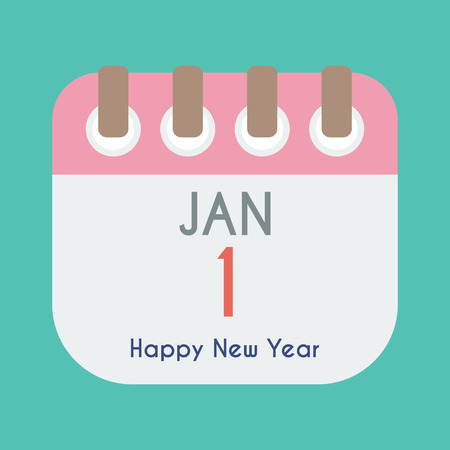 calendar icon flat of january 1 new year day royalty free cliparts vectors and stock illustration image 65097944 calendar icon flat of january 1 new year day
