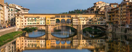ponte vecchio: The wonderful Ponte Vecchio (Old Bridge) in Florence