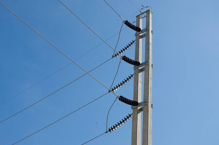 manufactory: Electricity post