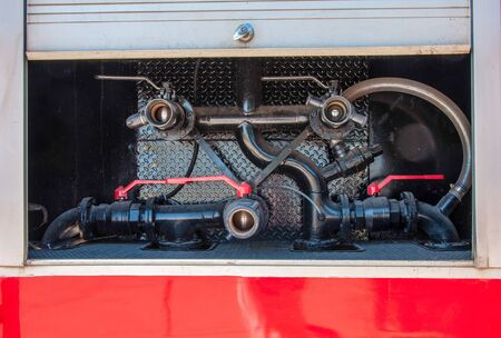 spay: Fire Truck Spay Water