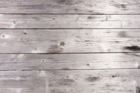 Grey wooden table surface texture and background
