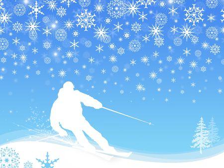 ski Stock Photo - 1356919