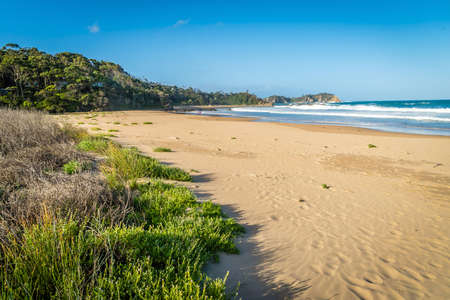 Rosedale beach in Batemans bay in New South Wales, Australia Stock Photo