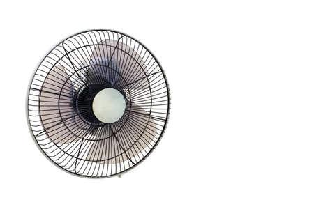 White ceiling fan  photo