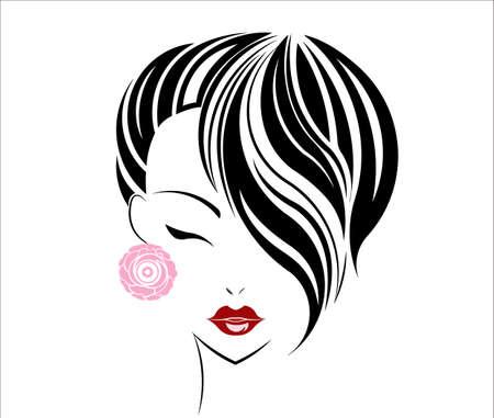hair style: short hair style icon