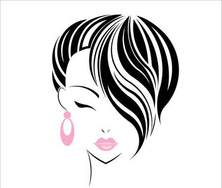 short hair style icon