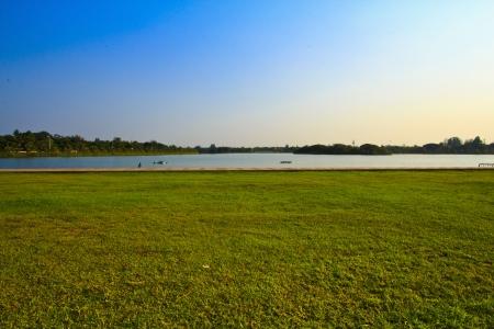 Waterfront Park. Standard-Bild